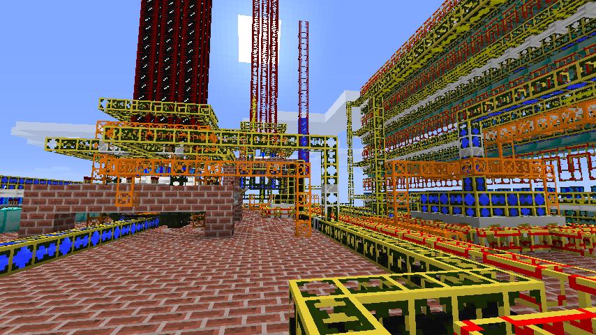 Buildcraft мод для minecraft позволяющий