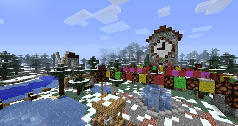Minecraft 1.5.2 скачать бесплатно Майнкрафт!