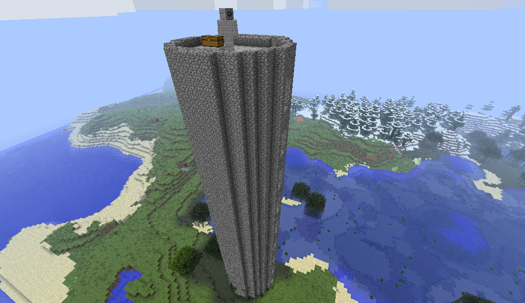 BattleTowers для Minecraft 1.6.2