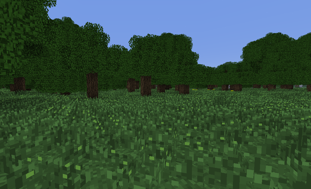 Better Grass & Leaves Mod для Minecraft 1.6.2