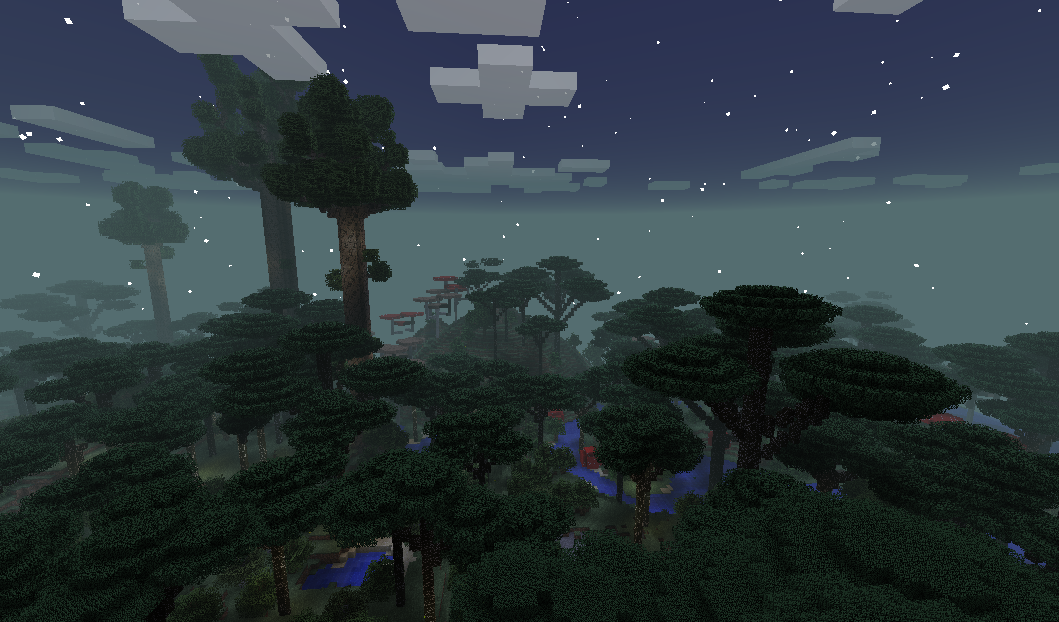 The Twilight Forest для Minecraft 1.6.2