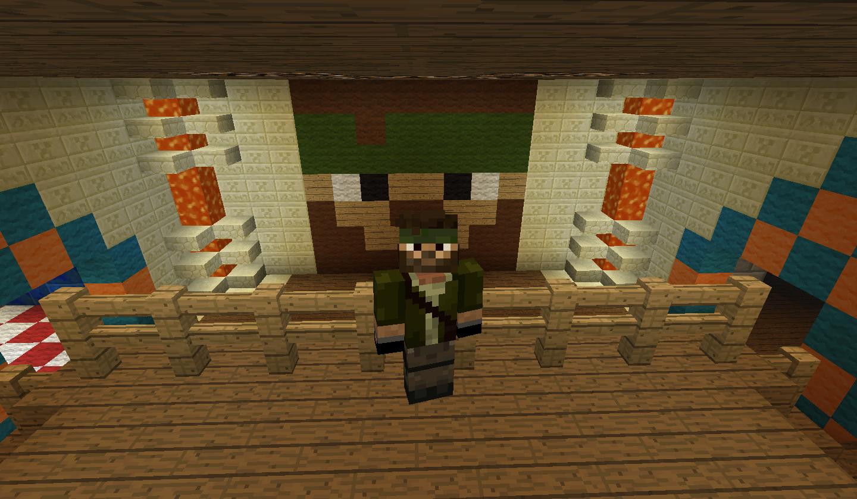 Скачать карту Механический дом для Minecraft