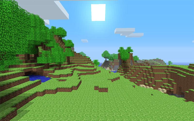 Nostalgia-Craft 16x для Minecraft 1.2.3 (Скачать бесплатно и без регистрации)
