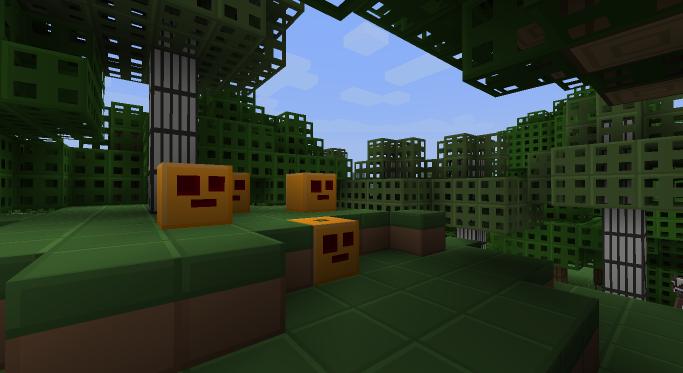 Гладком стиле для minecraft 1 3 0 12w21b