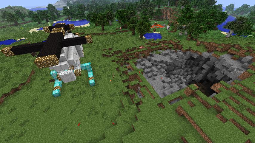как скачать Minecraft через MCdownloads
