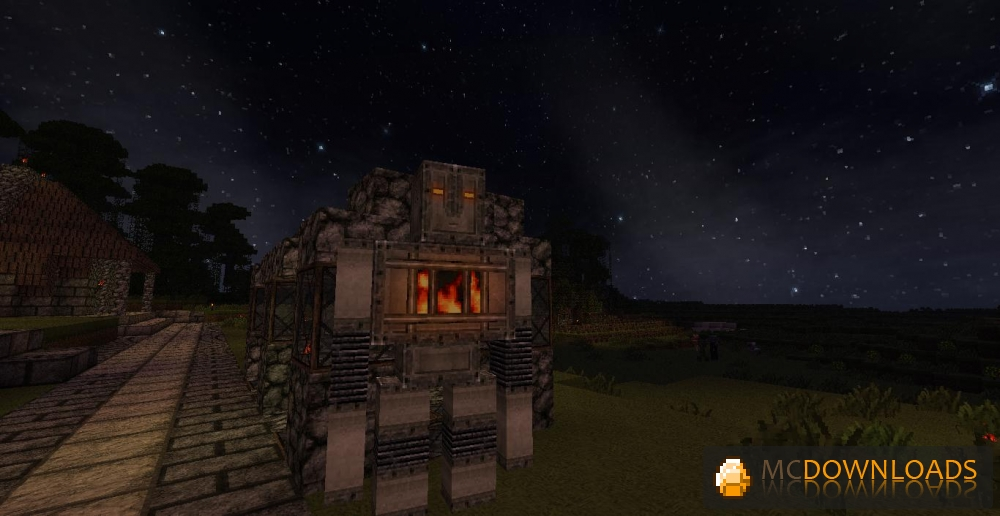 CrEaTiVe_ONE'S Medieval Pack 64x для Minecraft 1.7.4
