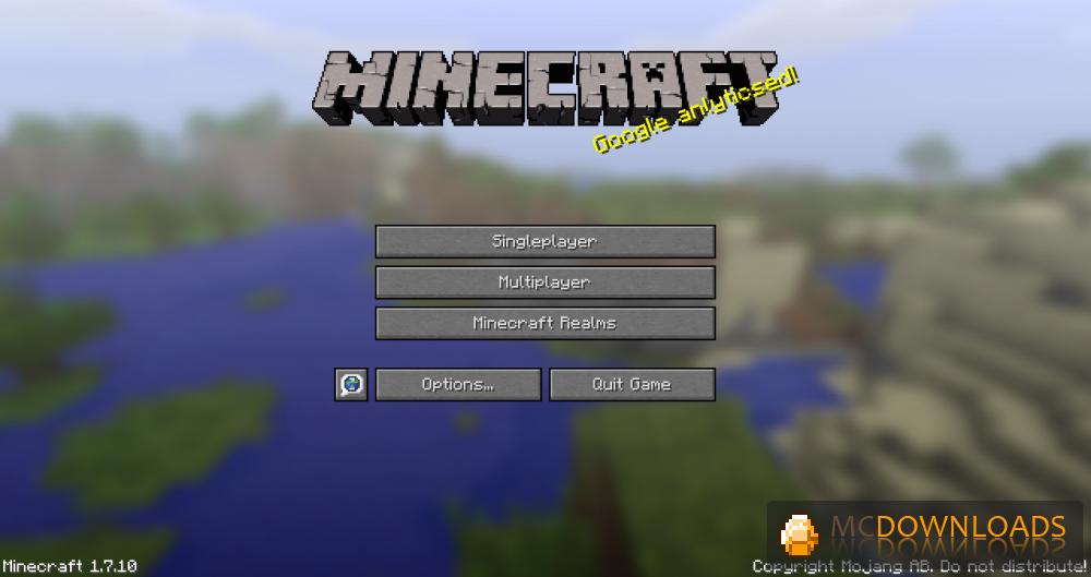 Скачать java для майнкрафт 1. 7. 10 скачать плагины для minecraft.