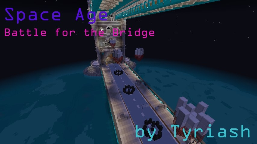 Space Age : Battle for the Bridge