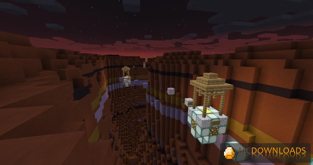 Canyon Jumps