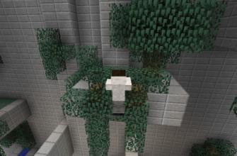 мод на майнкрафт 1.7.10 если срубить дерево #5